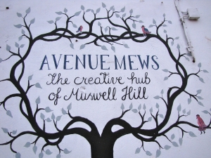 Avenue Mews the creative hub of Muswell Hill